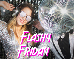 Flashy Friday at Barefoot Festival™ 2017