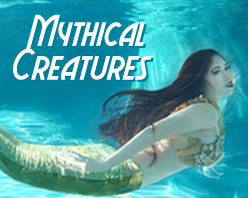 Mythical Creatures at Barefoot Festival™ 2017