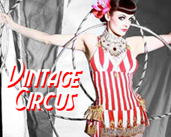Vintage Circus at Barefoot Festival™ 2017