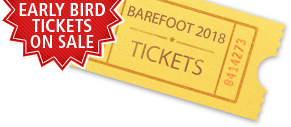 Barefoot Festival 2018 Early Bird Tickets On Sale Now